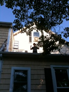 Jacob on the Roof!