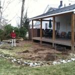Establishing the Garden Space