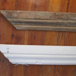 Restoring the Window Molding