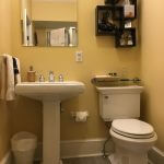Hearth and Home Bathroom