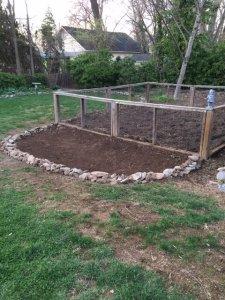 Spring Rejuvenations: Our garden annex for 2017