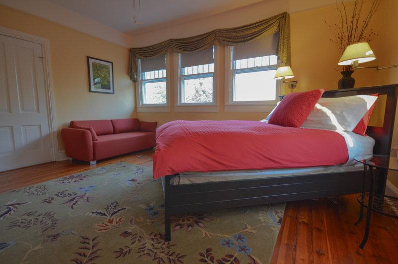 Hearth and Home Room, Side Angle