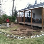 Establishing the Garden Space
