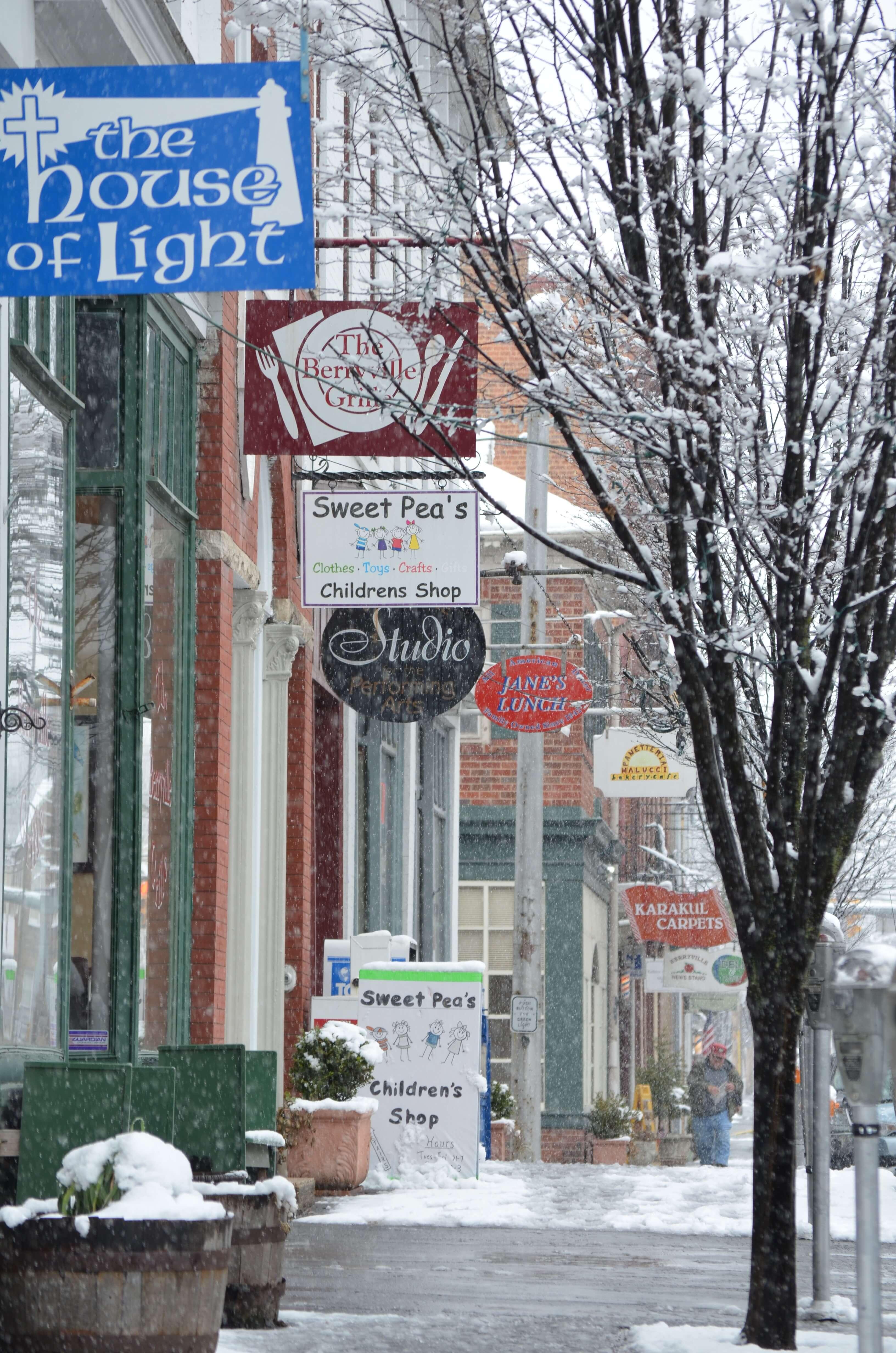 Main Street Berryville