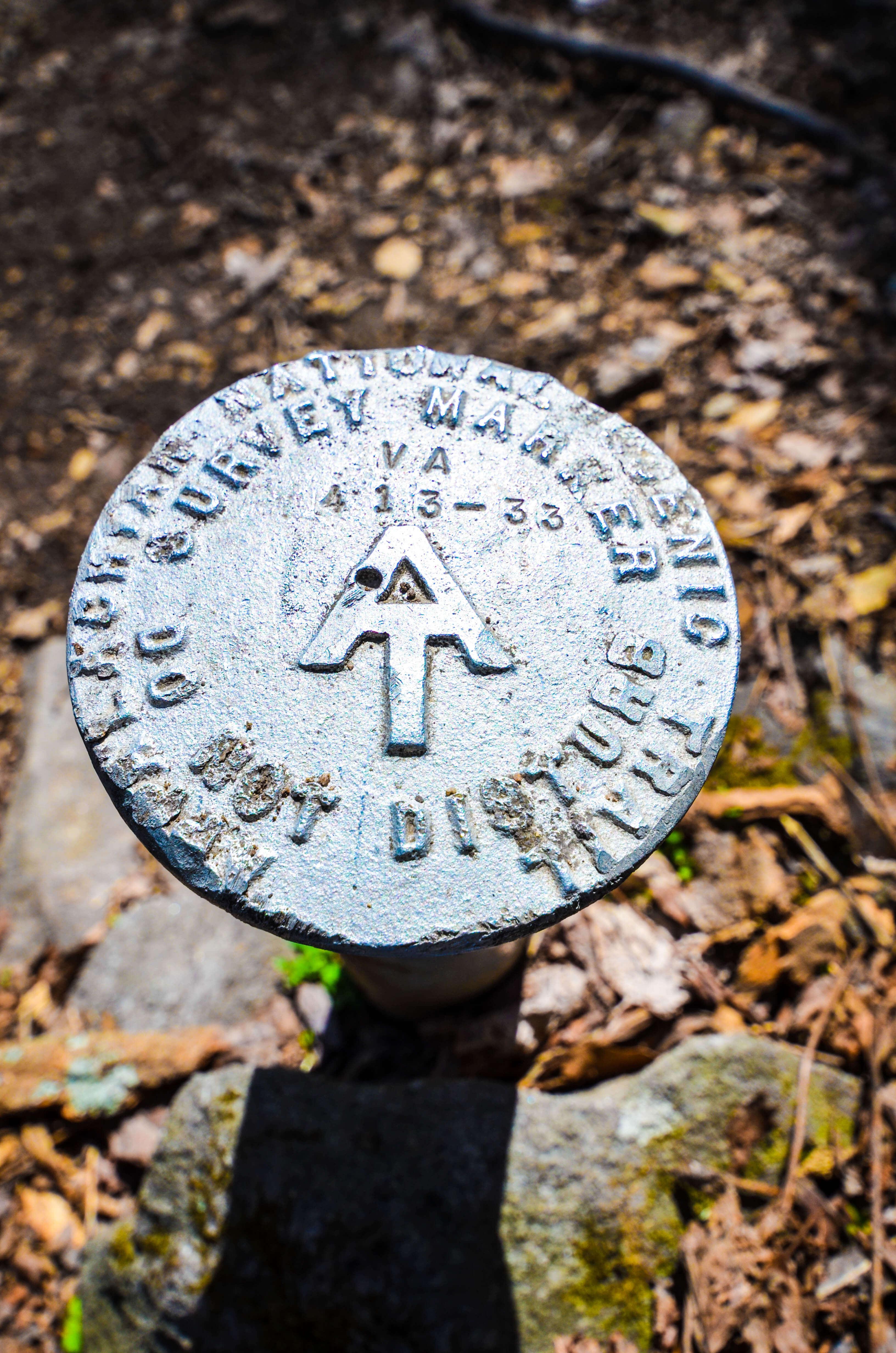 Appalachian Trail Waypoint Maker