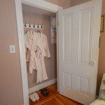 Plush bathrobes in each room - Waypoint House B+B