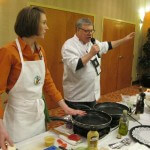 BBAV Cooking Contest 2013 - Contestants are introduced