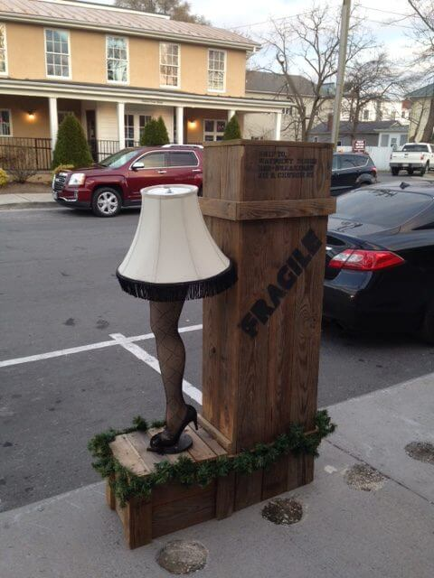 The Leg Lamp of Berryville!