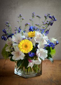 Blue Ridge Bouquet