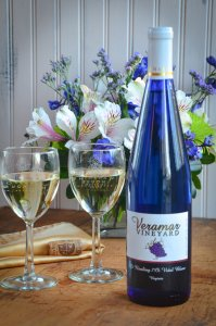 Veramar Vineyards Riesling/Vidal