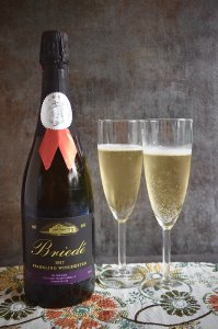 Briede Family Vineyards' Sparkling Winchester